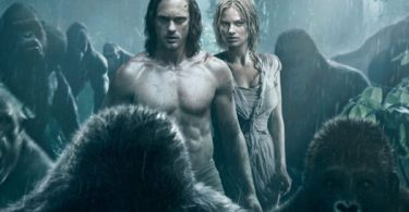 The Legend of Tarzan Jane Tarzan Gorillas Movie Poster