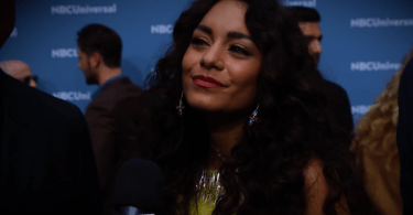 Vanessa Hudgens DC All Access Powerless