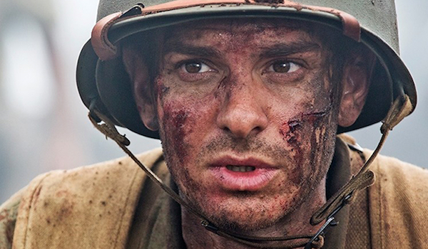 Andrew Garfield Hacksaw Ridge