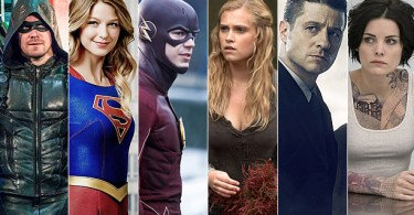 Arrow Supergirl The Flash The 100 Gotham Blindspot