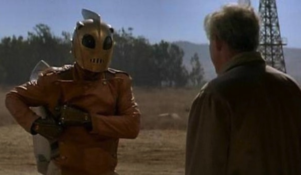 Billy Campbell The Rocketeer