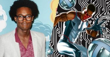 Echo Kellum Mr. Terrific