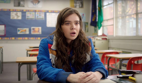 Hailee Steinfield The Edge of Seventeen