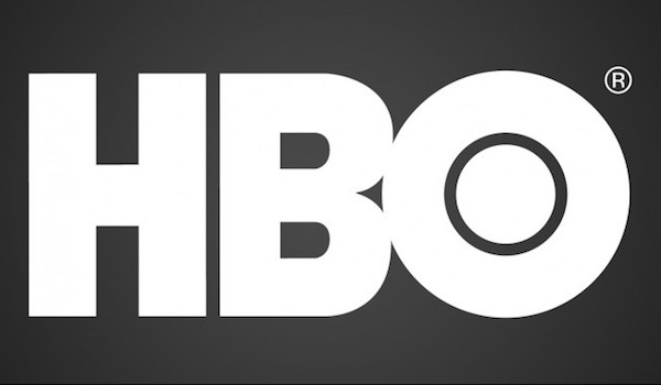 HBO White Black Logo