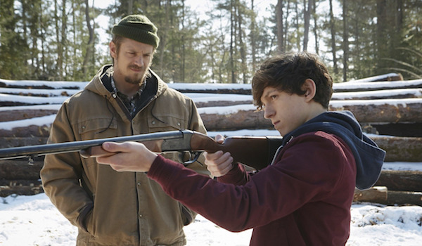 Joel Kinnaman Tom Holland Edge of Winter