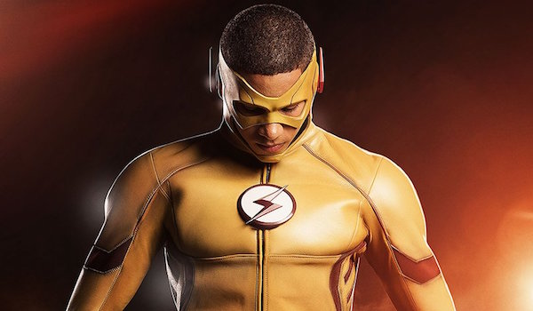 Keiynan Lonsdale Kid Flash The Flash