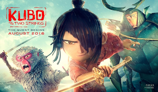 Kubo and the Two Strings Movie Banner