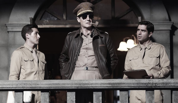 Liam Neeson Sean Dulake Operation Chromite