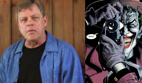 Mark Hamill Batman Comic