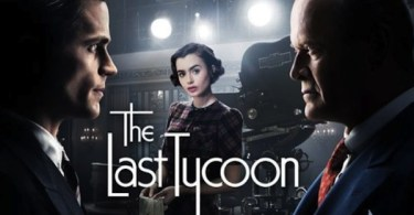 Matt Bomer Kelsey Grammer Lily Collins The Last Tycoon