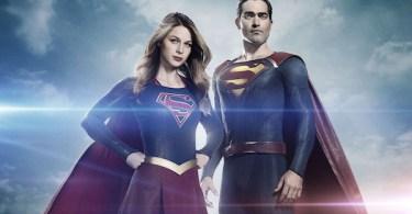 Melissa Benoist Tyler Hoechlin Superman Supergirl