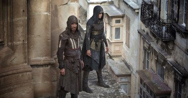 Michael Fassbender Ariane Labed Assassin's Creed