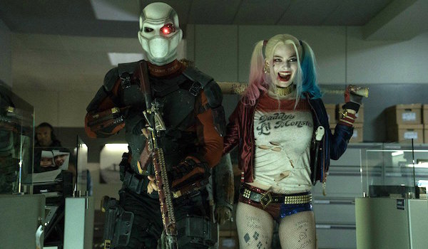 Will Smith Margot Robbie Suicide Squad
