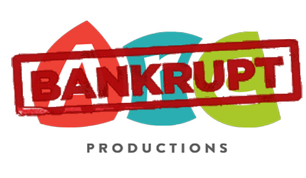 Arc Productions Bankrupt