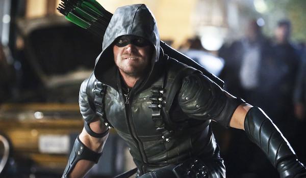 Arrow Season Five