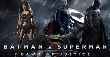 Batman v Superman: Dawn of Justice Movie Banner