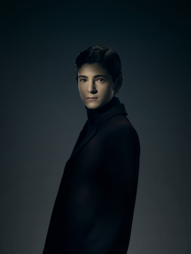 David Mazouz Gotham Season Three