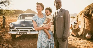 David Oyelowo Rosamund Pike A United Kingdom