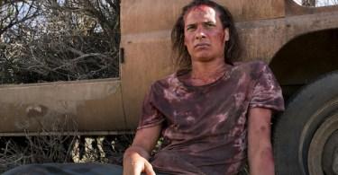 Frank Dillane Grotesque Fear The Walking Dead