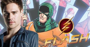 Grey Damon Mirror Master The Flash