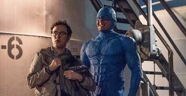 Griffin Newman Peter Serafinowicz The Tick