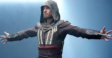 Michael Fassbender Aguilar Assassin's Creed