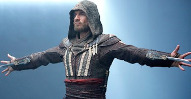 Michael Fassbender Aguilar Assassin's Creed