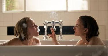 Natalie Portman Lily-Rose Depp Smoking Bathtub Planetarium