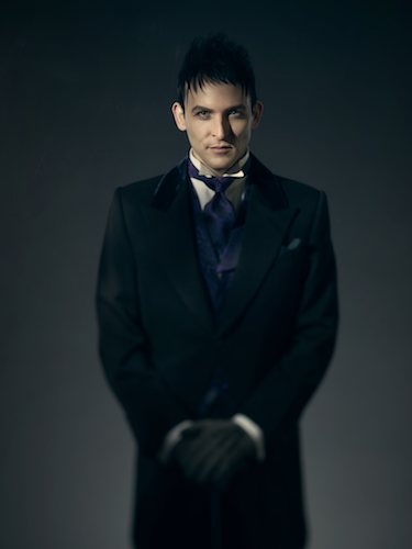 Robin Lord Taylor Gotham Season Three