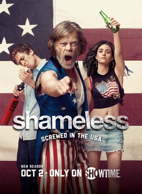 Shameless: Season 7 TV Show Poster