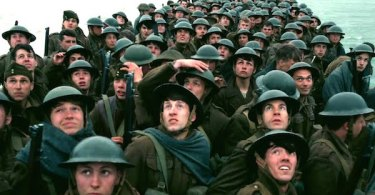 Soldiers Air Raid Dunkirk