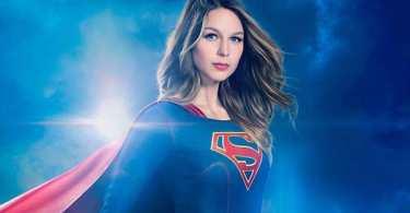 Melissa Benoist Supergirl Season Two Poster
