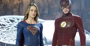 Supergirl The Flash Crossover