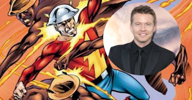 Todd Lasance The Flash