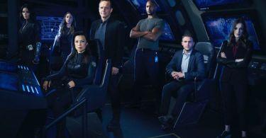 Agents of SHIELD Season Four Cast Photo