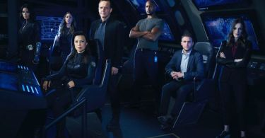 Agents of SHIELD Season Four Cast Photo