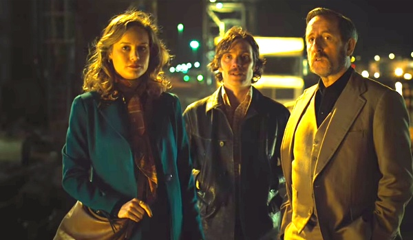 Brie Larson Cillian Murphy Michael Smiley Free Fire TIFF 2016