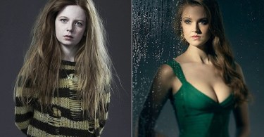 Clare Foley Maggie Geha Poison Ivy Gotham
