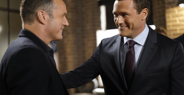 Clark Gregg Jason O'Mara Agents of S.H.I.E.L.D. Meet the New Boss