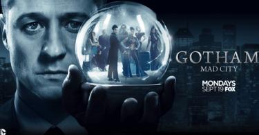Gotham Season 3 TV Show Banner