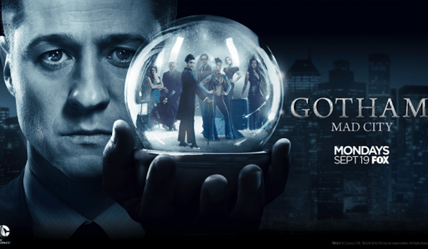 Gotham Season 3 TV Show Banner
