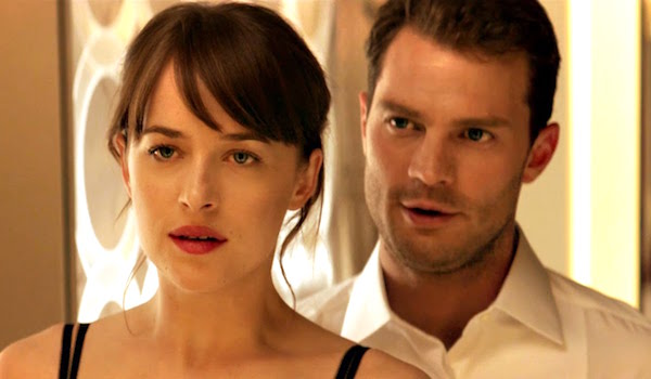 FIFTY SHADES DARKER (2017) Movie Trailer: Jamie Dornan Wants Dakota Johnson Back