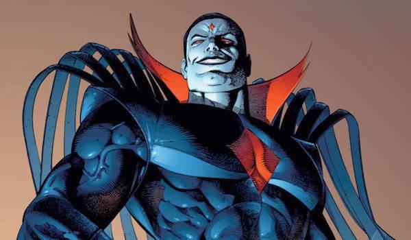 Mister Sinister X Men Comic