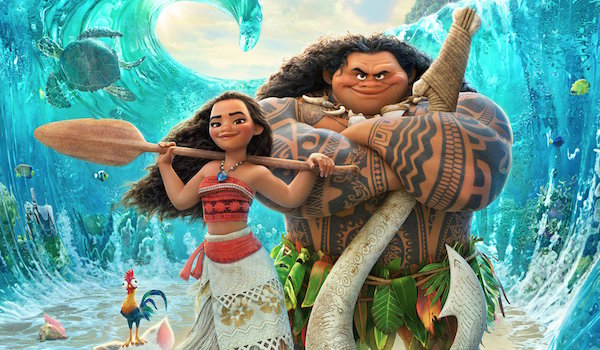 Moana Movie Poster 2
