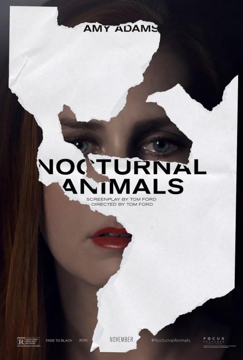 Nocturnal Animals Movie Poster