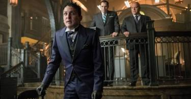 Robin Lord Taylor Michael Chiklis Richard Kind Gotham Mad City: Better to Reign in Hell...