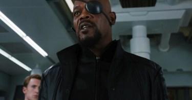 Samuel L Jackson The Avengers