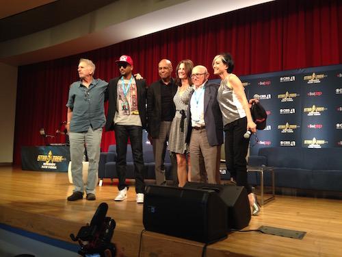 Star Trek: Deep Space Nine Reunion Panel