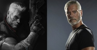 Stephen Lang X Men Comic