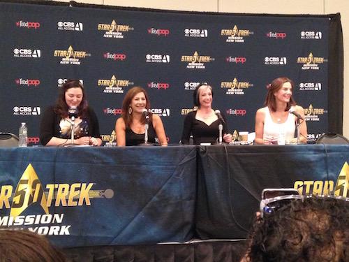 The Women of Star Trek Panel